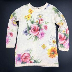 Dolce & Gabbana Wool Cashmere Sweater Dress 12-24m